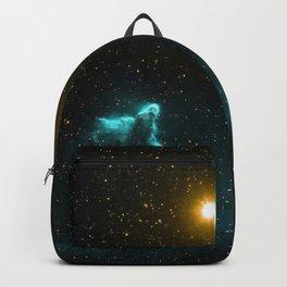 Gamma Cassiopeia Nebula Backpack
