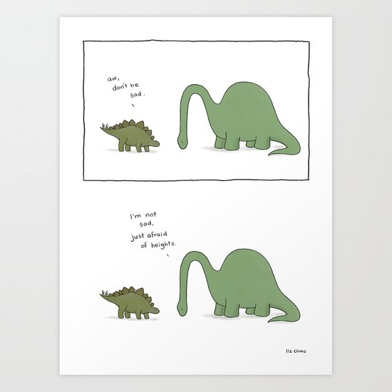 Don't Be Afraid  by lizclimo