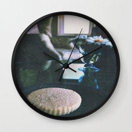 Afternoon Treat Wall Clock