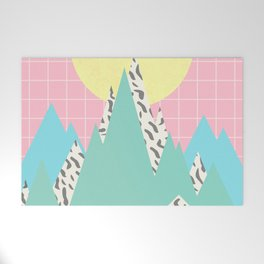 Memphis Mountains Welcome Mat