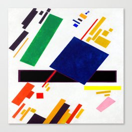 Kazimir Malevich Suprematist Composition Canvas Print