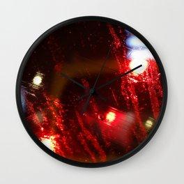 Rainy DayZ 33 Wall Clock