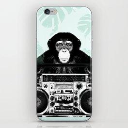 Jungle Music 02 iPhone Skin