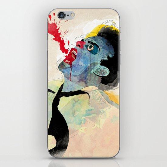 fountain v2 iPhone & iPod Skin