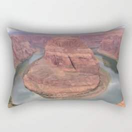 Horse Shoe Bend Rectangular Pillow