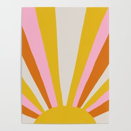 sunshine state of mind Poster