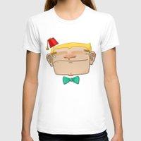 fez T-shirts featuring FEZ by Anthony Garzzona