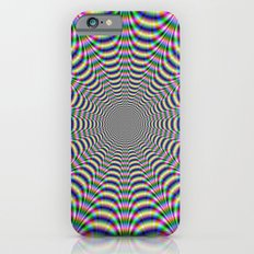 Psychedelic Web Slim Case iPhone 6s