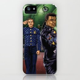 Boys From The Dwarf iPhone Case