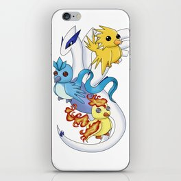 Team Harmony iPhone Skin