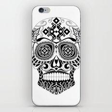Skull-o-mania iPhone Skin