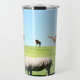Real Surreal Travel Mug