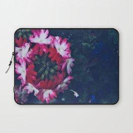 Pink Verbena Laptop Sleeve