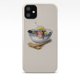 Japanese Ramen iPhone Case