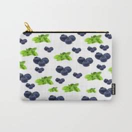 Blueberry Mojito Carry-All Pouch