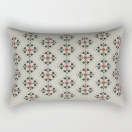 Day Out In London Town Rectangular Pillow