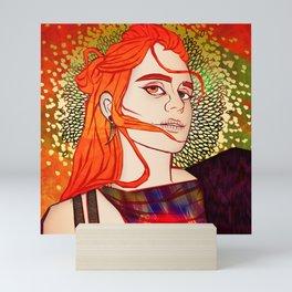 loki Mini Art Print