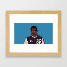 Axel. Framed Art Print