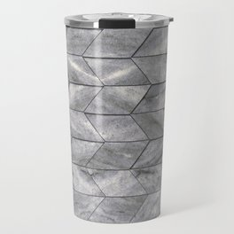 Style of tiles Travel Mug