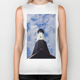 Tybee Island Lighthouse Biker Tank