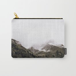 The Mountains VI / Bavarian Alps Carry-All Pouch