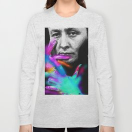 Georgia O'Keeffe Long Sleeve T-shirt