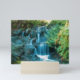 Waterfall Mini Art Print