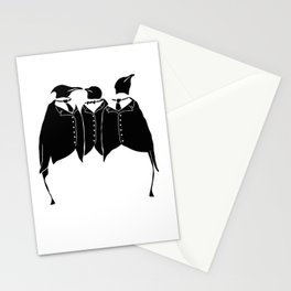 All Dressed Up And Nowhere To Go Stationery Cards