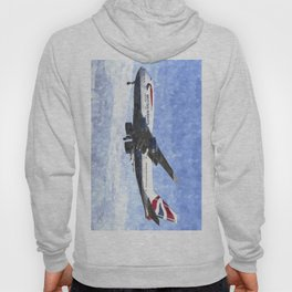 British Airways Boeing 747 Art Hoody