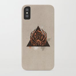 Seafood Delight iPhone Case