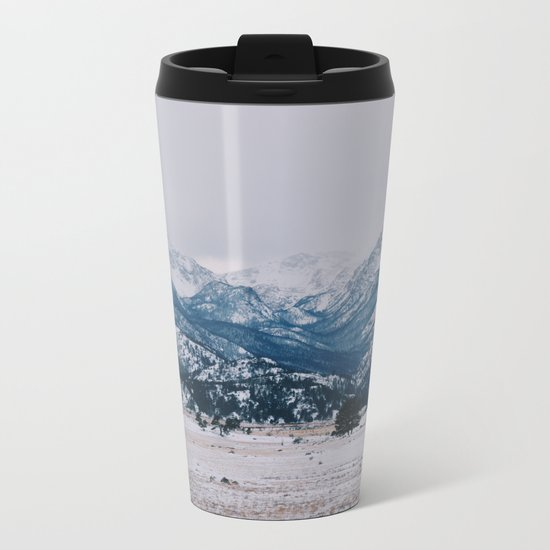 Lonely valley Metal Travel Mug