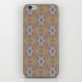Ann Arbor Chalk Stars 6234 iPhone Skin