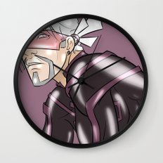 Paradoxotaton Wall Clock