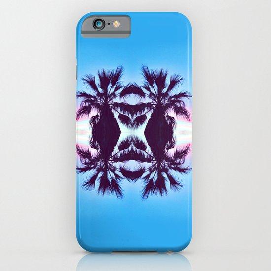 PALMADELIC BLUE iPhone & iPod Case