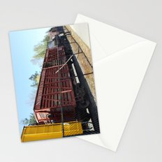 The Line Up Stationery Cards