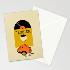 requiem Stationery Cards