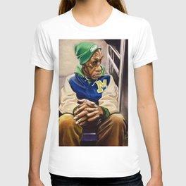 """Train Man"" T-shirt"