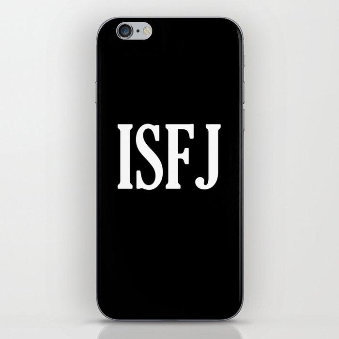 ISFJ iPhone Skin