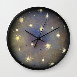 Multi-Burst Wall Clock