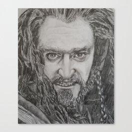 Thorin Canvas Print