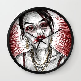 Tracey Emin Wall Clock
