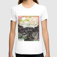arizona T-shirts featuring Arizona by Ursula Rodgers