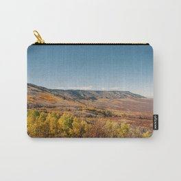 Grand Mesa, Colorado in Autumn Carry-All Pouch