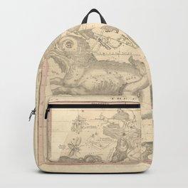 Burritt's Constellations (December, November, October) (1856) Backpack