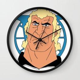 Brock Samson Wall Clock
