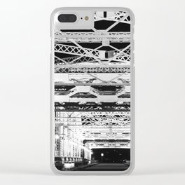Metals Clear iPhone Case