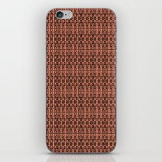 pattern iPhone & iPod Skin