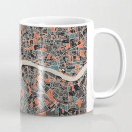 London Multicoloured Print Coffee Mug