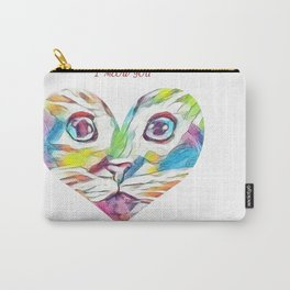 I meow you Carry-All Pouch