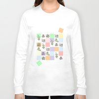 bugs Long Sleeve T-shirts featuring Bugs by Scribblebro